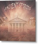 Ancient Spirits Metal Print