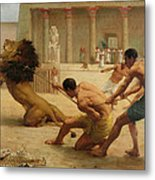 Ancient Sport Metal Print