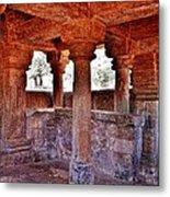 Ancient Stone Temple At Amarkantak India Metal Print