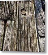 Ancient Timber Metal Print