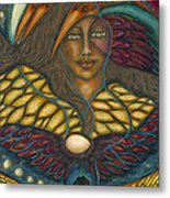 Ancient Wisdom Metal Print by Marie Howell Gallery