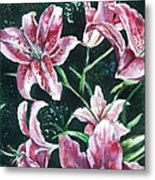 And They Called Her Lily Metal Print