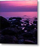 Andaman Sea Sunset Metal Print
