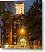 Anderson County Courthouse Metal Print