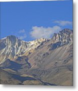 Andes Mountains 1 Metal Print
