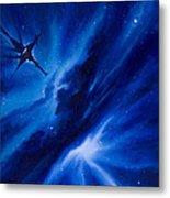 Andreas Nebula Metal Print