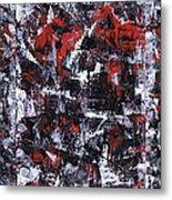 Aneurysm 1 - Triptych Metal Print