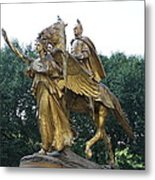 Angel And Tecumseh Sherman Metal Print