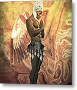 Angel Cabaret Metal Print