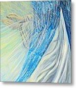 Angel Divine Metal Print