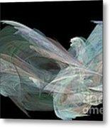 Angel Dove Metal Print by Elizabeth McTaggart