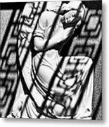 Angel In The Shadows 2 Metal Print
