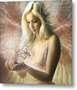 Angel Jehoel Metal Print
