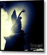 Angel Of Africa Metal Print