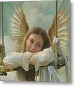 Angel Of Independence Metal Print