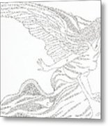 Angel Of Love Metal Print