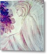 Angel Of Mercy 2 Metal Print