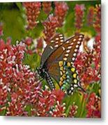 Angel Of The Wildflowers Metal Print