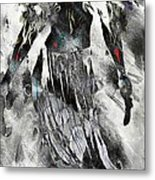 Angel Of Winter Metal Print