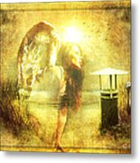 Angel Spirit Metal Print