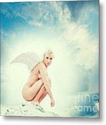 Angel Metal Print by Stelios Kleanthous
