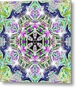 Angelic Dimensions Metal Print