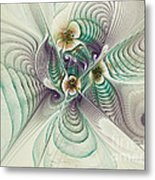 Angelic Entities Metal Print by Deborah Benoit