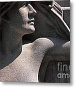 Angelic Woman Metal Print
