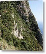 Angelo Castle Corfu Greece Metal Print