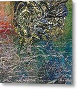 Angels And Mermaids Metal Print