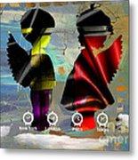 Angels Flight Metal Print