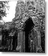Angkor Thom East Gate 01 Metal Print