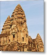 Angkor Wat 04 Metal Print