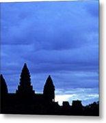 Angkor Wat Sunrise 01 Metal Print