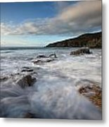 Anglesey Tides Metal Print