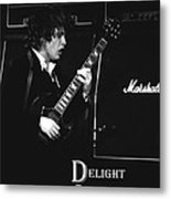 Angus Chords Delight Crowds Metal Print