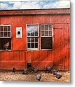 Animal - Bird - Bird Watching Metal Print