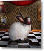 Animal - The Rabbit Metal Print