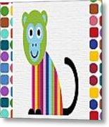 Animals Whimsical 6 Metal Print