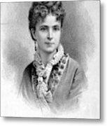 Ann Eliza Young (1844-1925) Metal Print