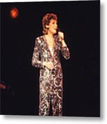 Ann Murray At Boston's Music Hall Metal Print