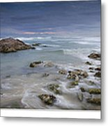 Anna Bay Metal Print by Steve Caldwell