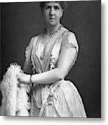 Anna Williams (1845-1924) Metal Print