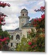 Annapolis Academy Clock Tower Metal Print