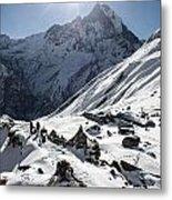 Annapurna Base Camp Metal Print