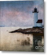 Annisquam Harbor Lighthouse Metal Print