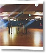 Annnddd...the Limbo On Skates! Wow...i Metal Print