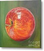 Another Apple Metal Print