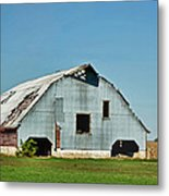 Another Barn To Repair Metal Print