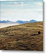 Another Color View Of West Texas Metal Print